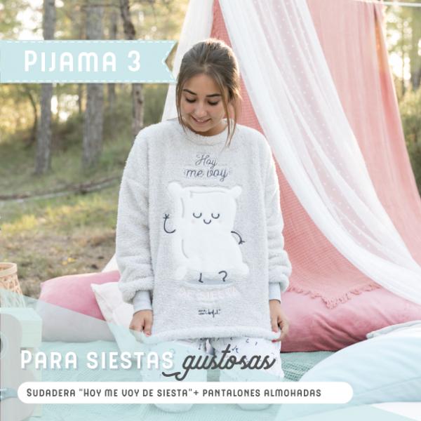 Pijama en inglés oysho