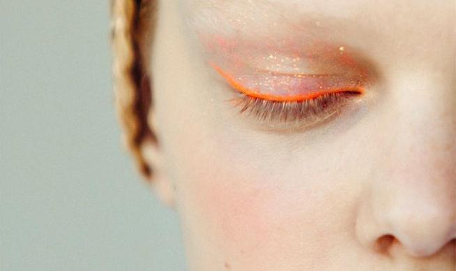 eyeliner de color