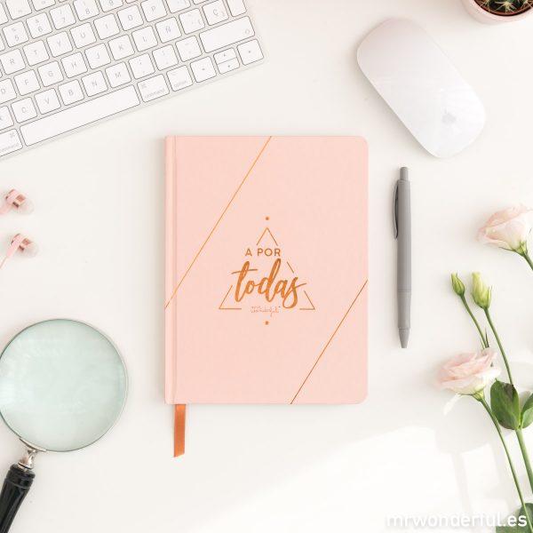Libreta planificador mensual