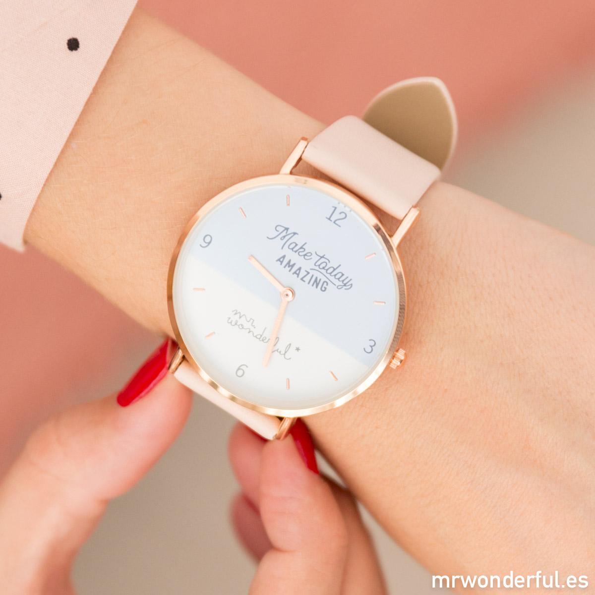 Relojes especiales Mr Wonderful
