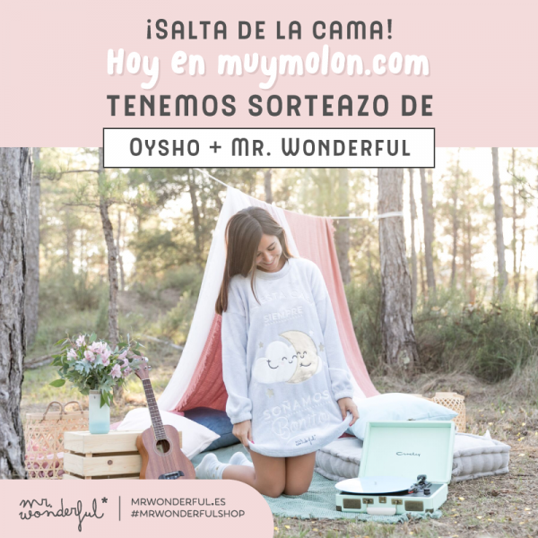 Pijamas Mr. Wonderful