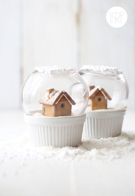 Cupcakes de Navidad decorados