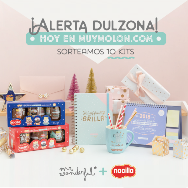 Sorteo Mr.Wonderful y Nocilla