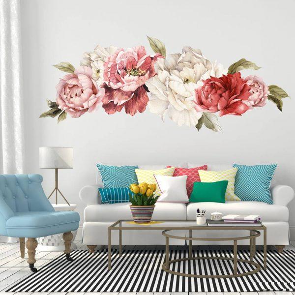 papel para decorar paredes