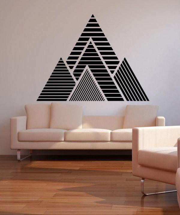 paredes decoradas
