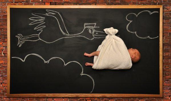 ideas fotografía recién nacidos
