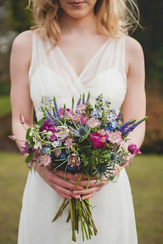 Ideas para bodas, ramos de novia.