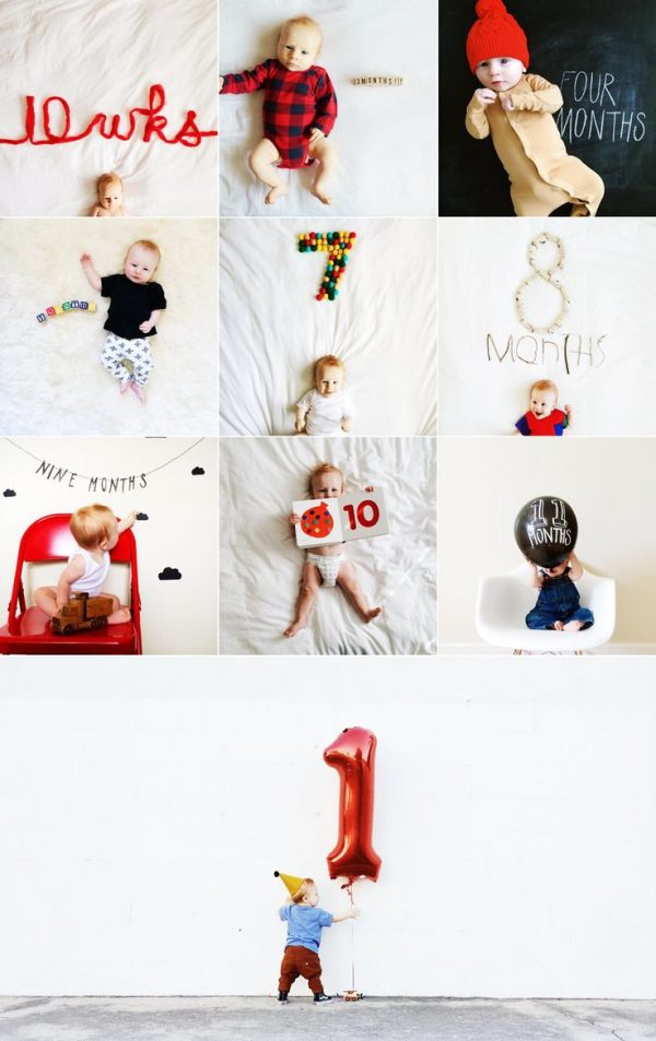 fotos primer año
