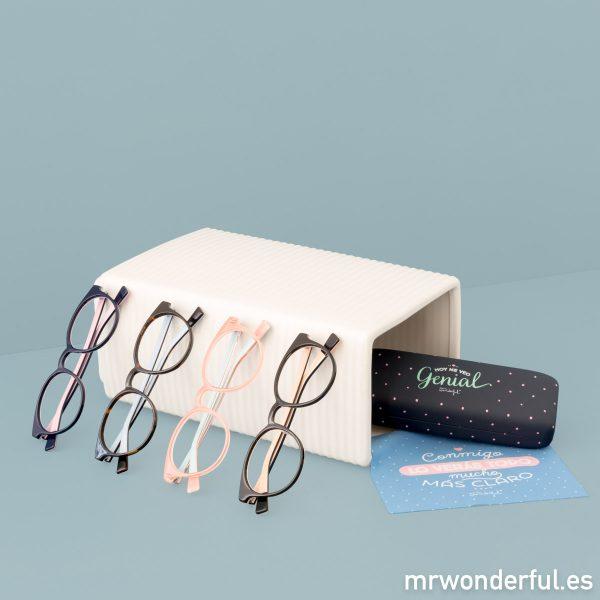 gafas graduadas Mr. Wonderful