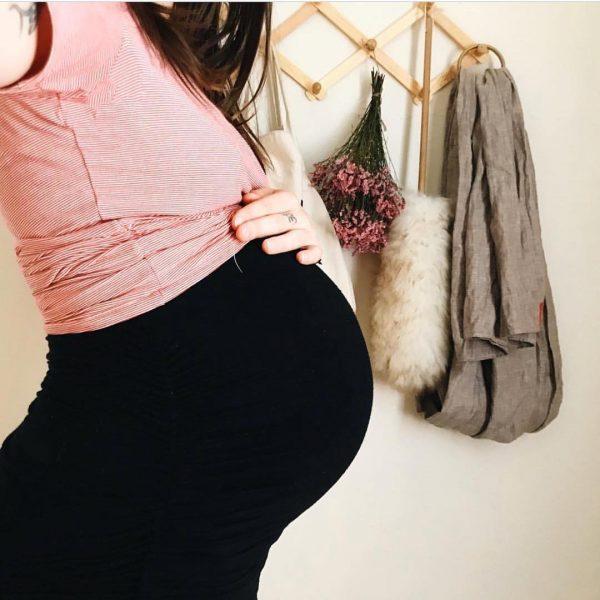 Vestido de premamá de Nom maternity