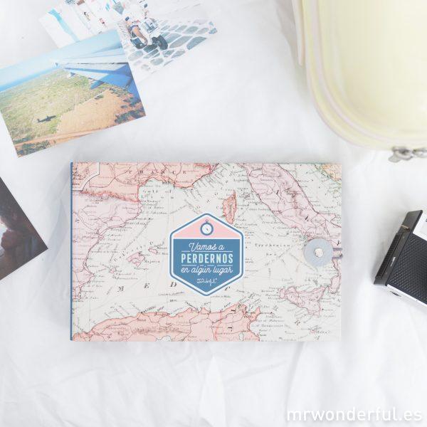 Álbum de fotos viaje