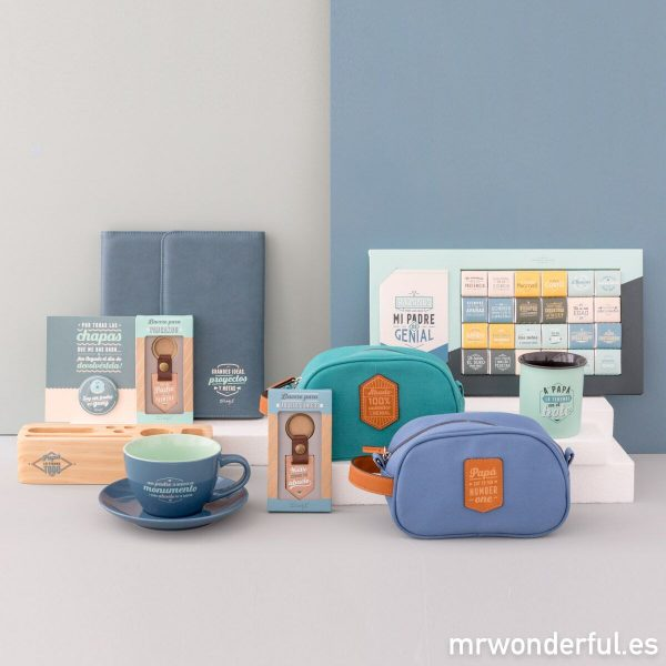 Regalos para padres Mr.Wonderful