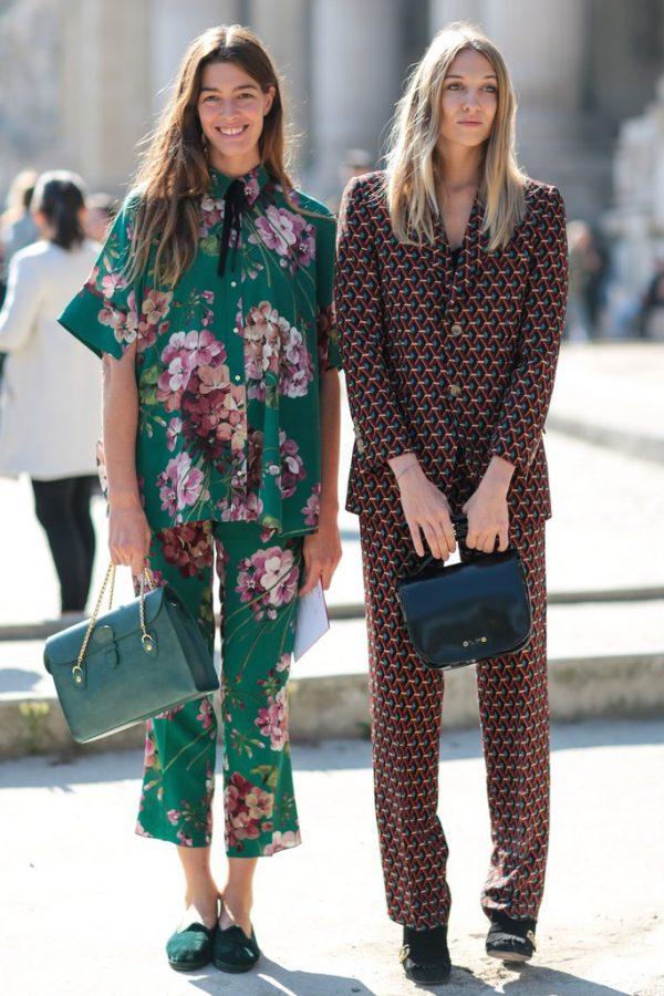 trajes pijama