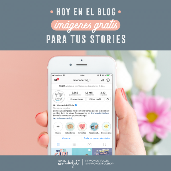 Plantillas gratis para stories