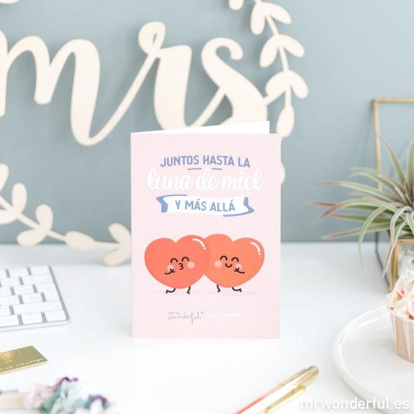 tarjetas de boda originales