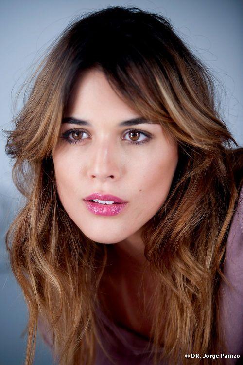 Adriana Ugarte flequillo