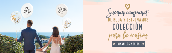 Regalos de boda de Mr. Wonderful