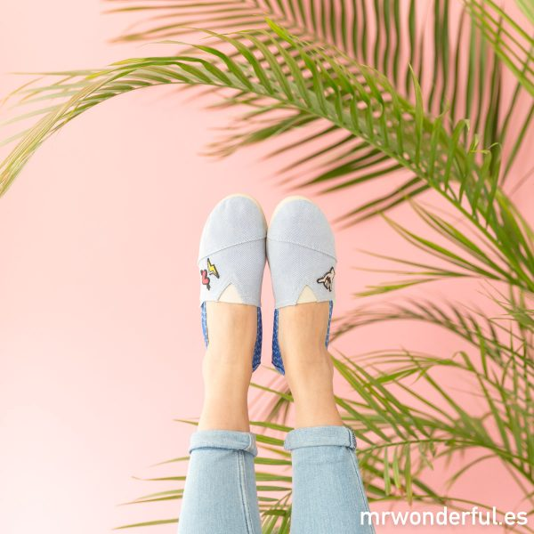 Zapatos cómodos de mujer Mr. Wonderful