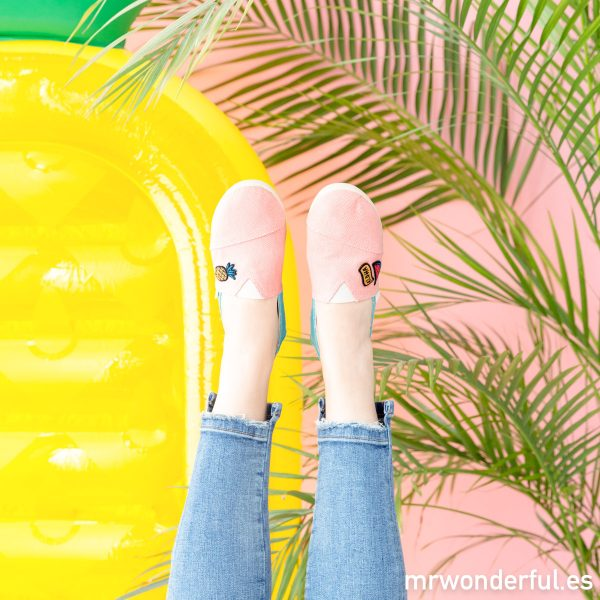 zapatos de verano Mr. Wonderful
