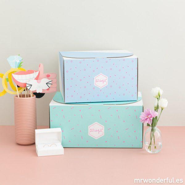 Kits de regalo Mr. Wonderful