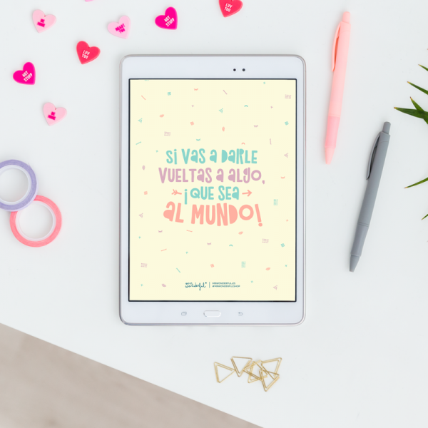 fondos de pantalla chulos de Mr. Wonderful