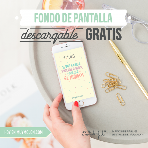 fondo de pantalla gratis de julio Mr. Wonderful