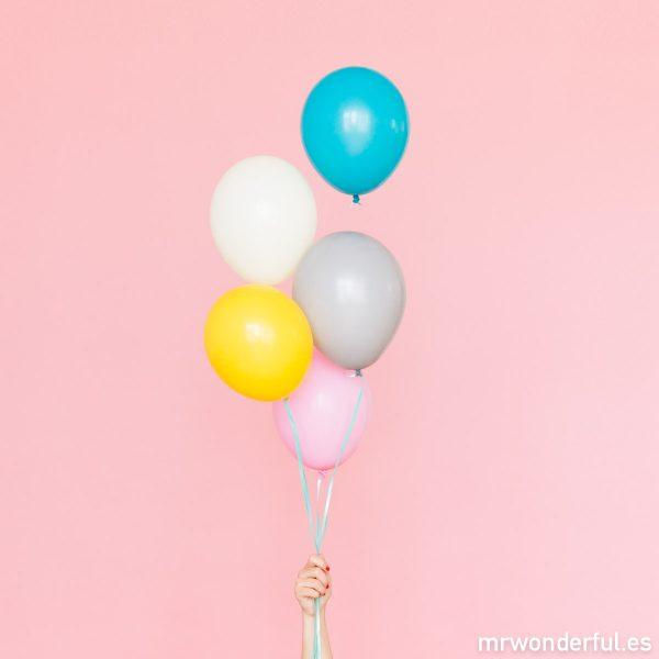 Regalos de cumpleaños Mr. Wonderful