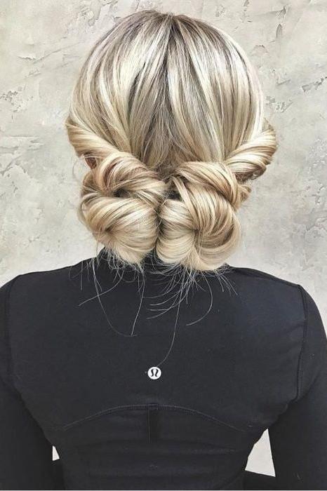 Peinados fáciles para el verano