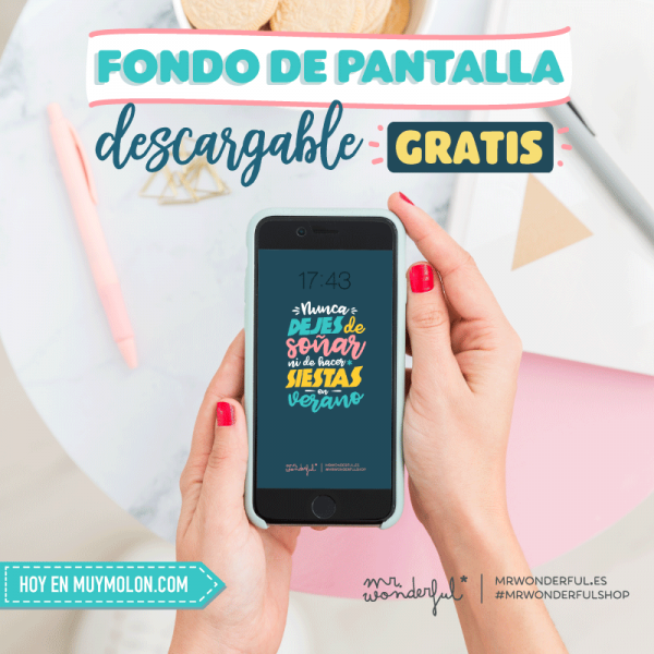 Fondos de pantalla Mr. Wonderful de agosto