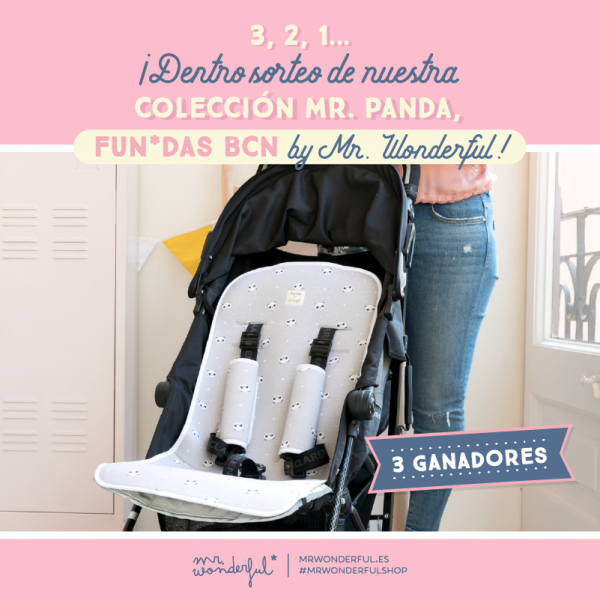 sorteo de Fun*das Bcn by Mr. Wonderful