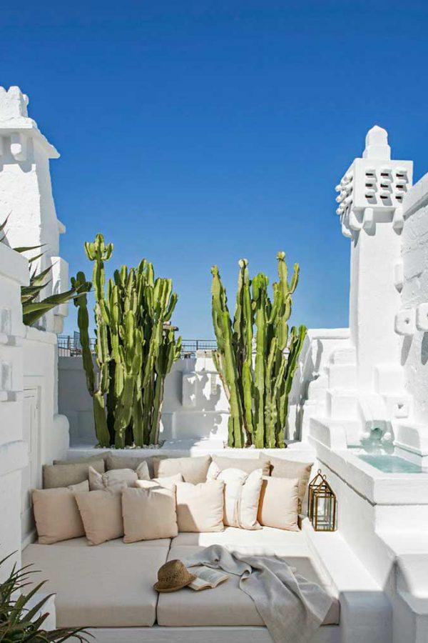 decoración terrazas de verano Mr. Wonderful