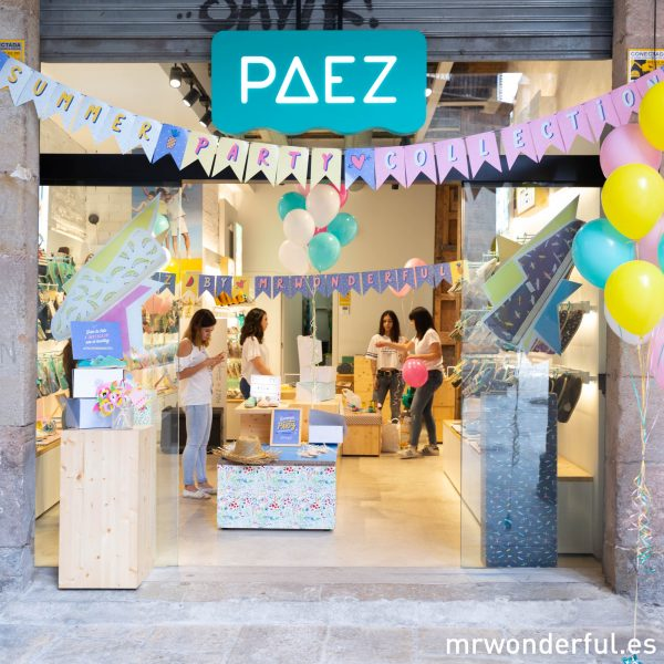 Alpargatas Summer Party Collection Paez by Mr. Wonderful