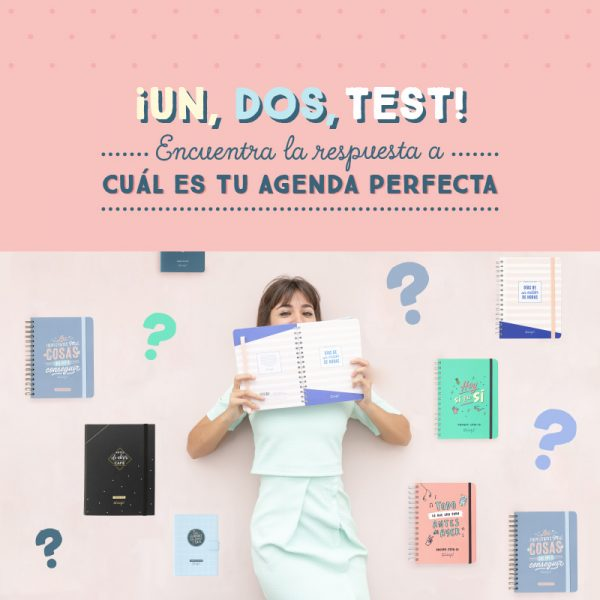 Test de las agendas Mr. Wonderful