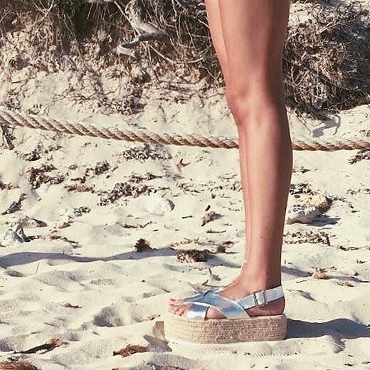 sandalias bonitas de verano