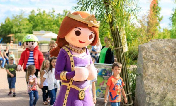 Parque atracciones para niños