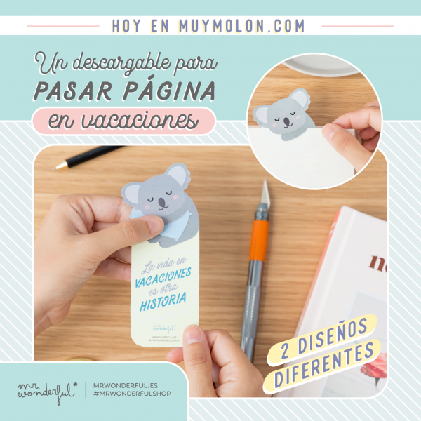 Descargable de punto de libro