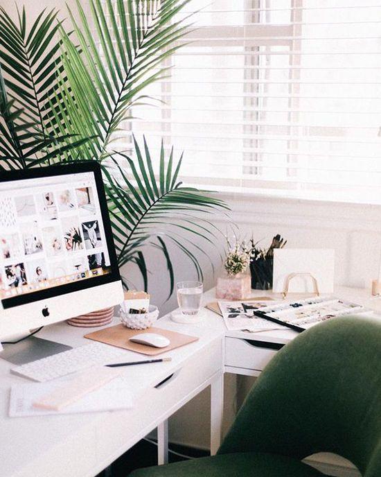 Cómo limpiar bien tu escritorio
