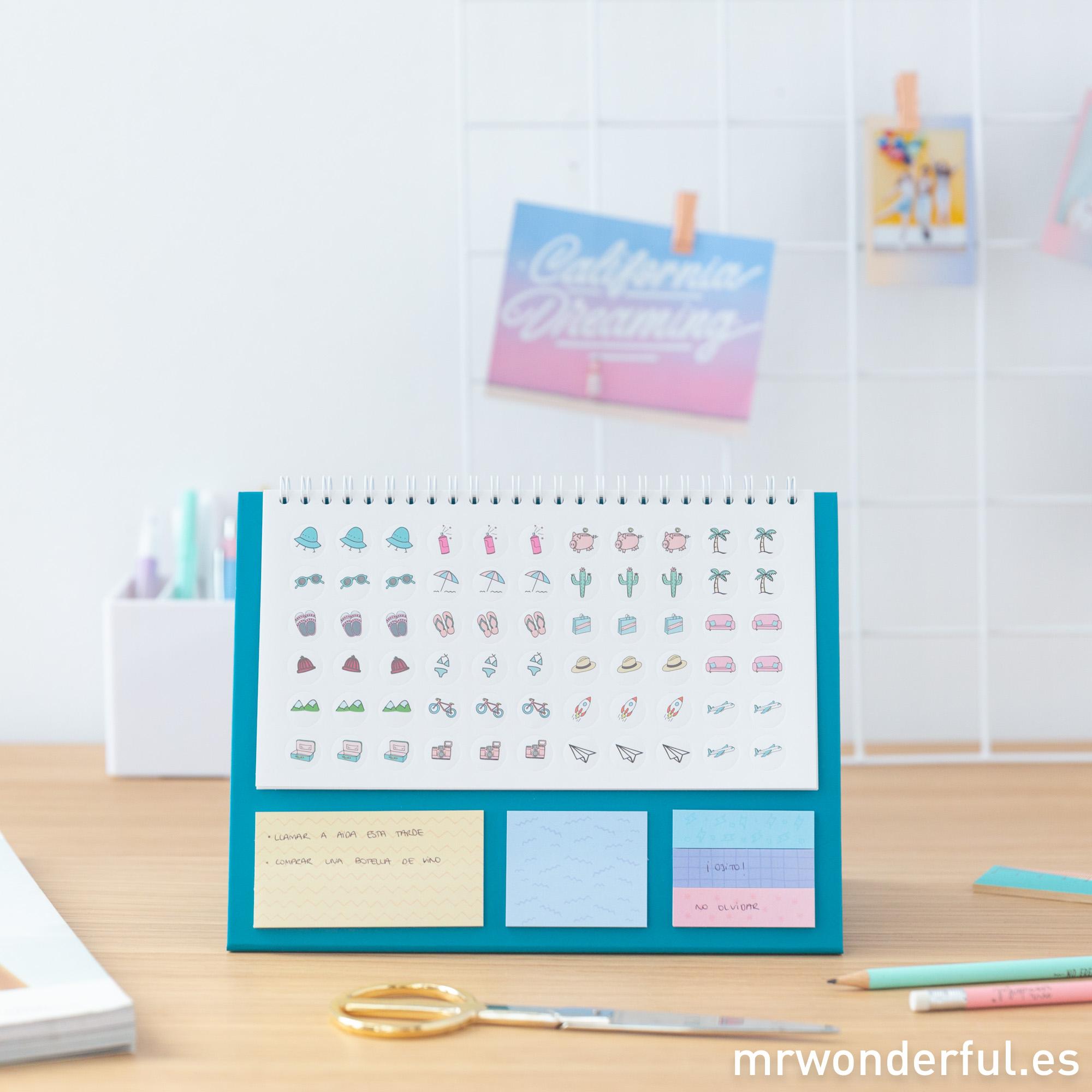 Calendario Mr Wonderful 2019 Para Imprimir.Escoge Tu Calendario 2019 Mr Wonderful Tenemos El Que Mas