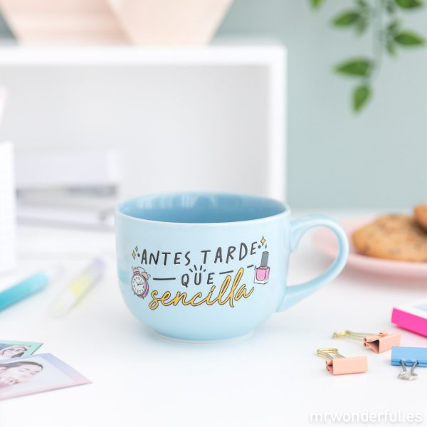 tazas mr. wonderful baratas