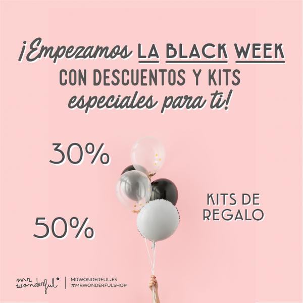 Mr. Wonderful Black Week