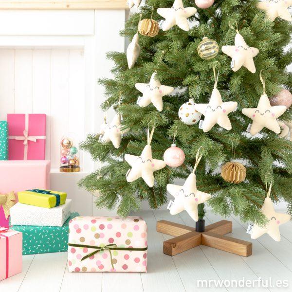 Estrella de regalo con todos los pedidos de Mr. Wonderful