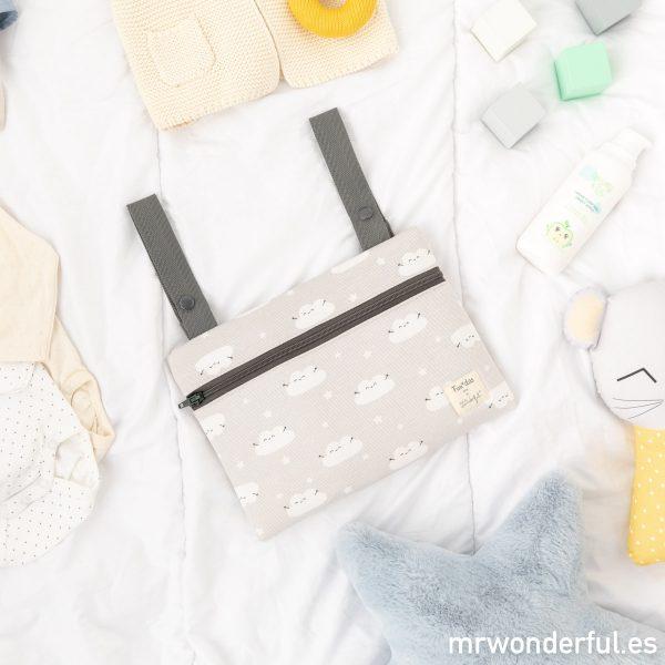 bolso para carrito bebé