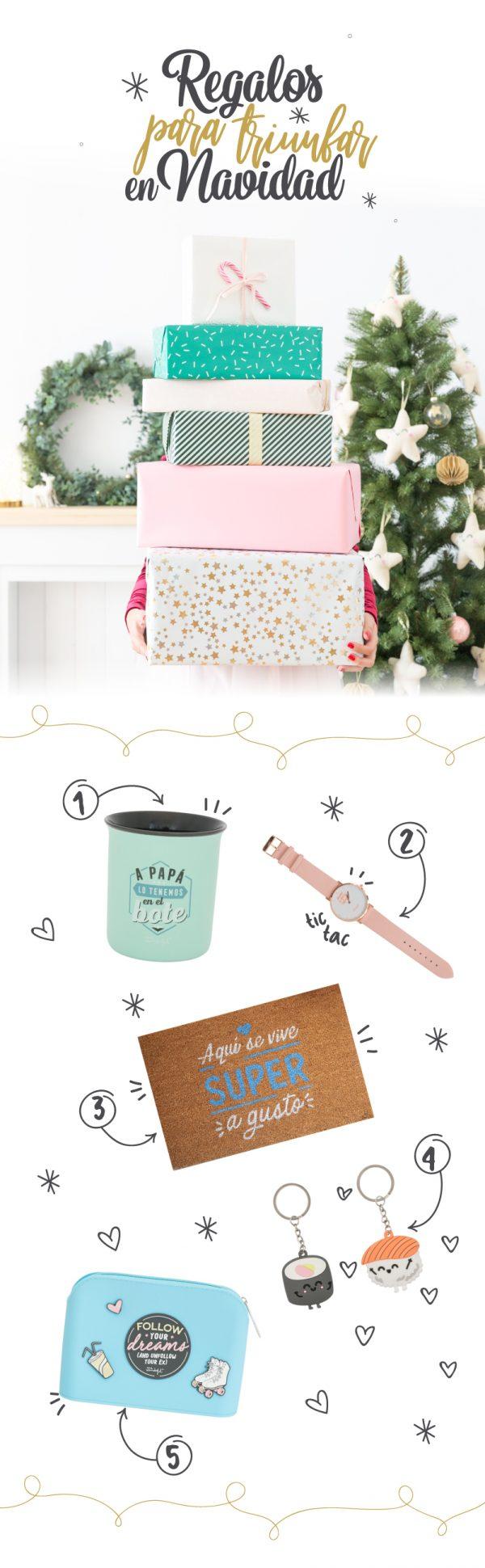Los regalos de Navidad originales más buscados