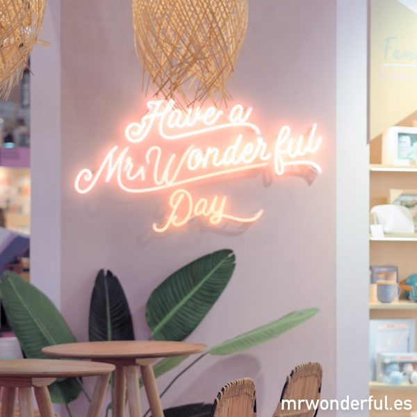 Novedades Mr. Wonderful en Maison & Objet y Homi