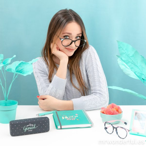 Gafas de vista estilosas y diseñadas por Mr. Wonderful