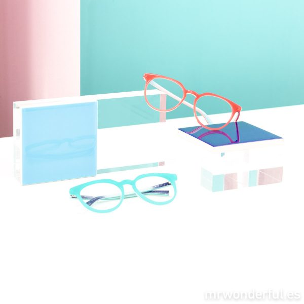 Gafas de vista coloridas de Mr.Wonderful