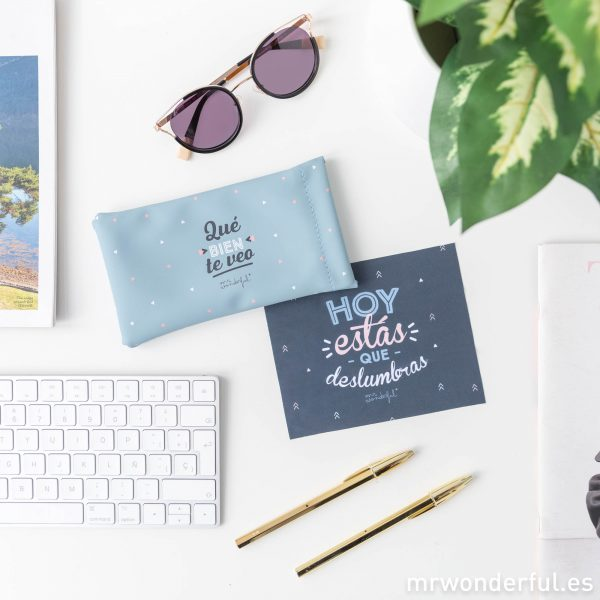 Funda para gafas de sol Mr. Wonderful
