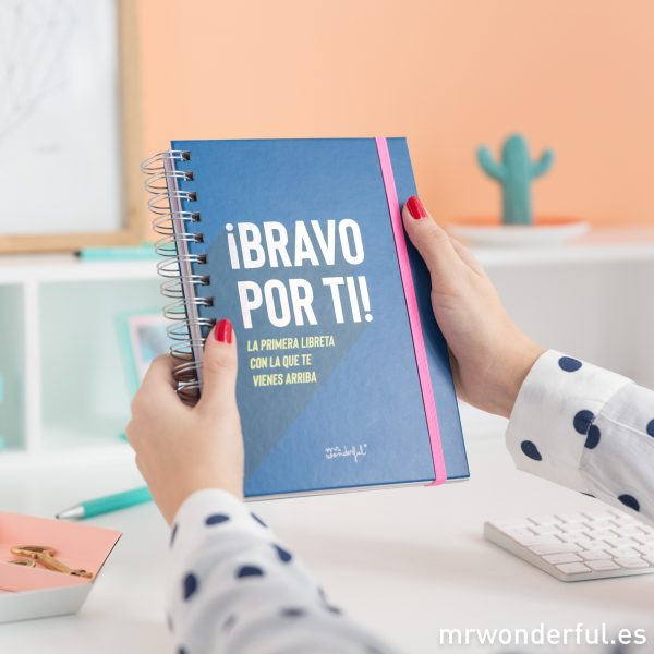 Libreta Powerful Collection