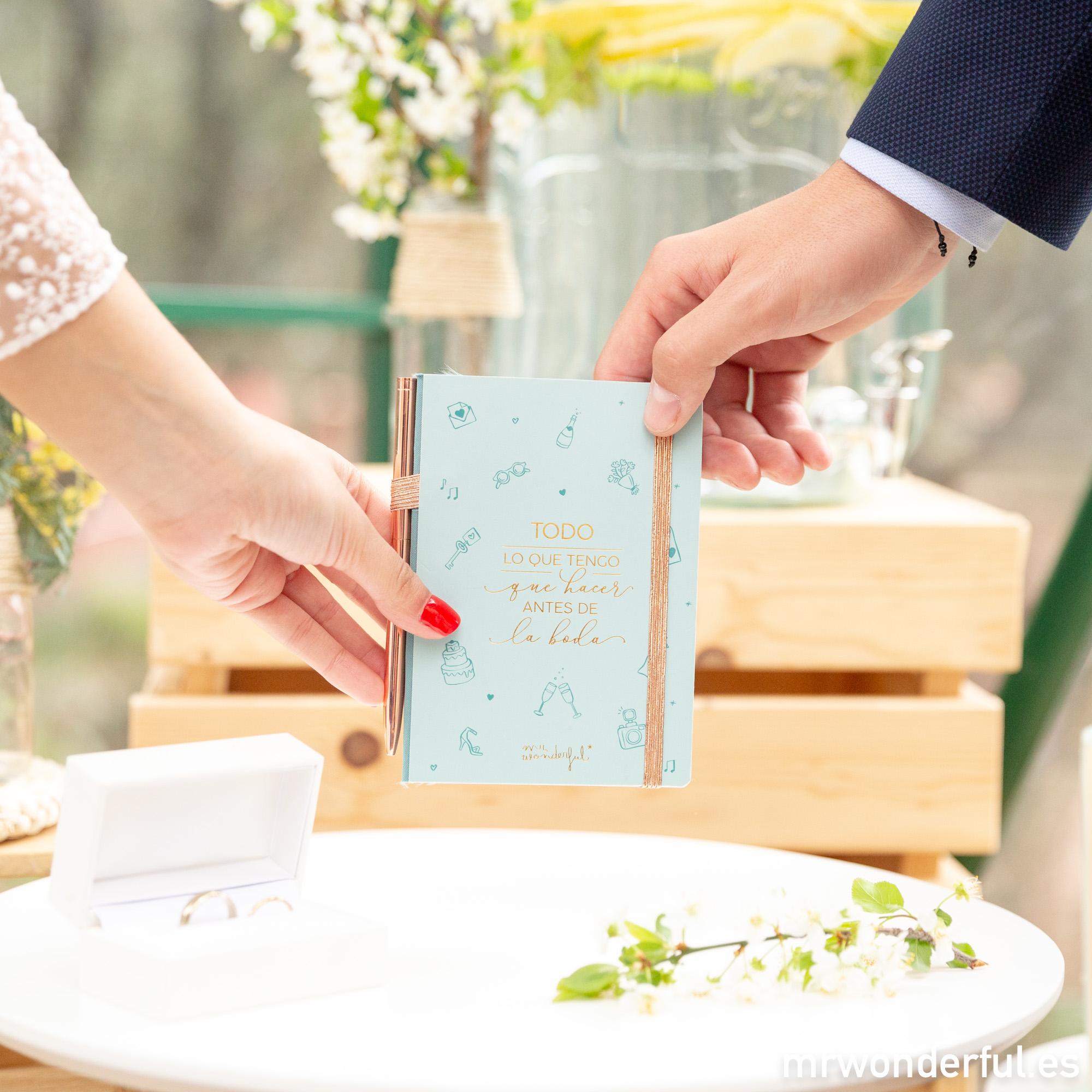 La nueva colección de bodas Mr. Wonderful, es para dar el SÍ QUIERO más  sonoro del mundo entero - muymolon