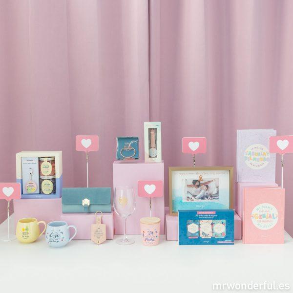 regalos Mr. Wonderful para madres